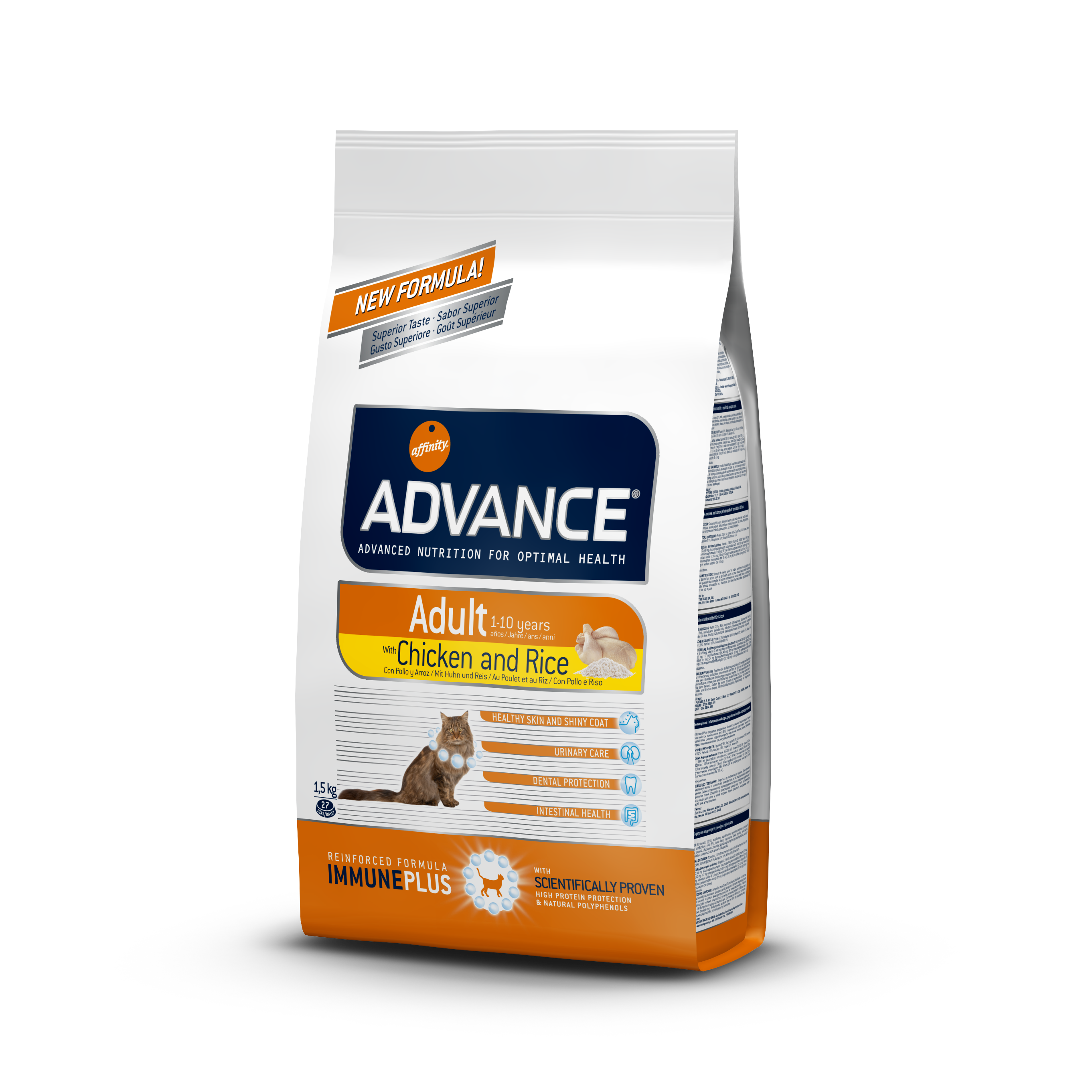 ADVANCE ADULT POULET & RIZ
