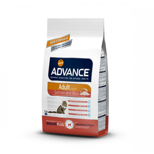 ADVANCE ADULT SAUMON & RIZ