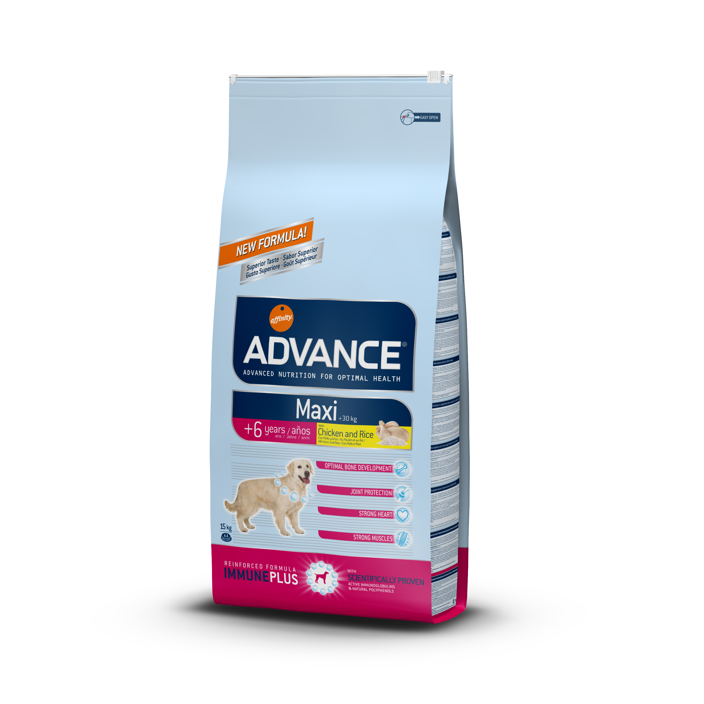 ADVANCE ADULT MAXI +6