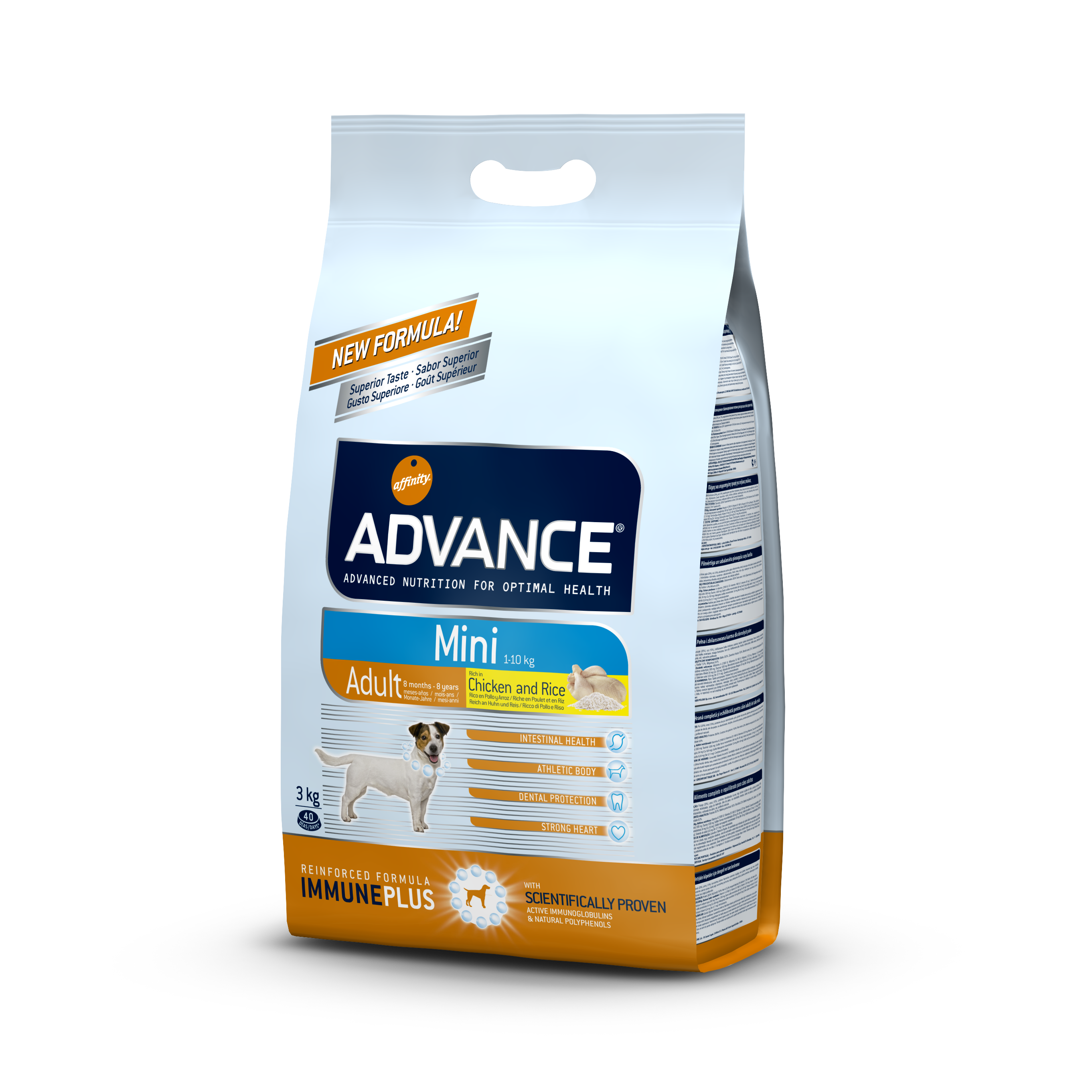 ADVANCE ADULT MINI