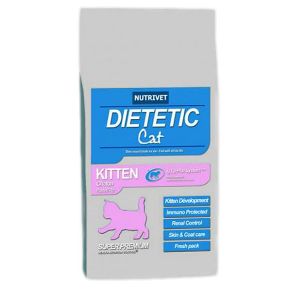 NUTRIVET DIETETIC CAT KITTEN