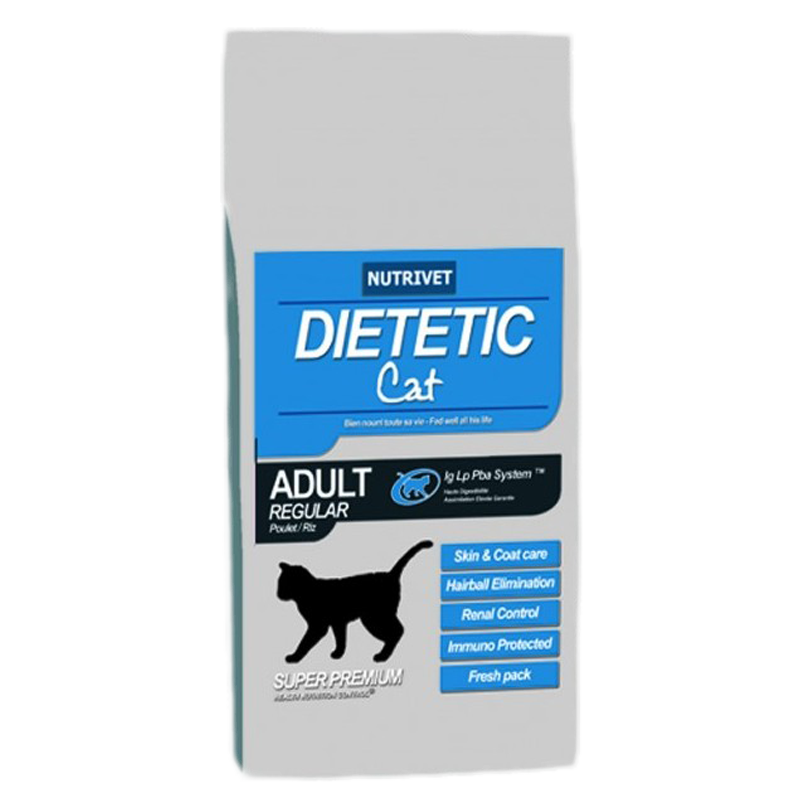 NUTRIVET DIETETIC CAT REGULAR