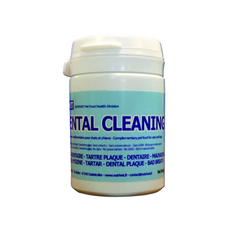 NUTRIVET DENTAL CLEANING