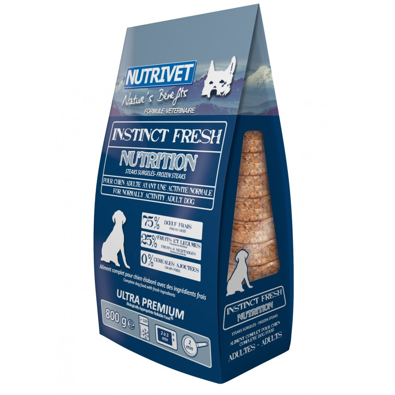 NUTRIVET INSTINCT FRESH NUTRITION