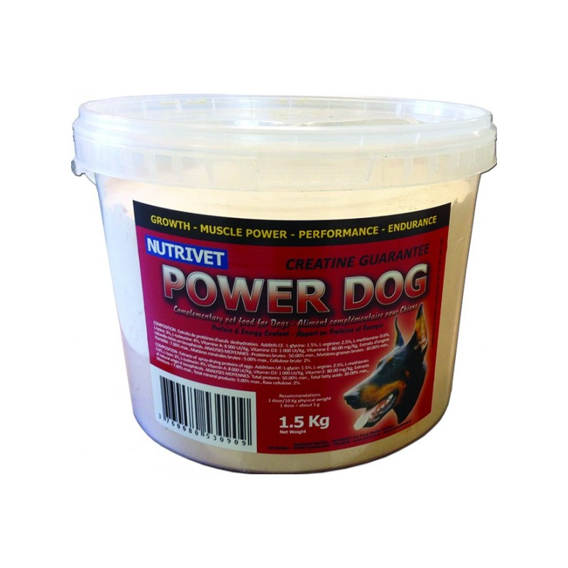 NUTRIVET POWER DOG