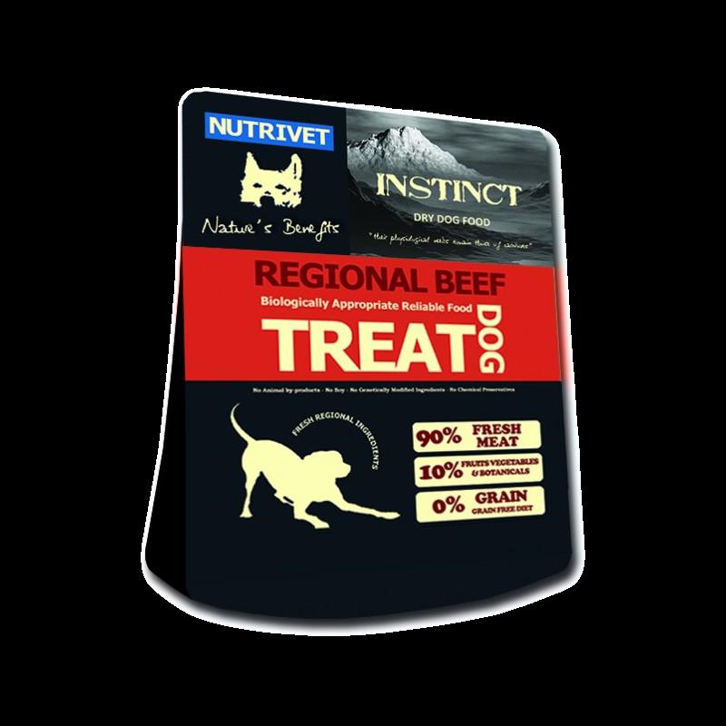 NUTRIVET INSTINCT REGIONAL BEEF