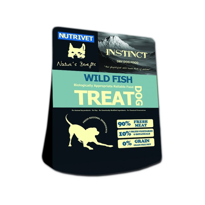 NUTRIVET INSTINCT WILD FISH