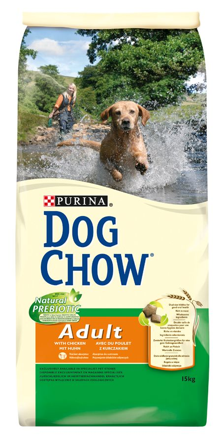 PRO PLAN DOG CHOW ADULT POULET & RIZ