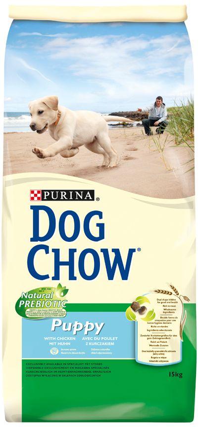 PRO PLAN DOG CHOW PUPPY POULET & RIZ