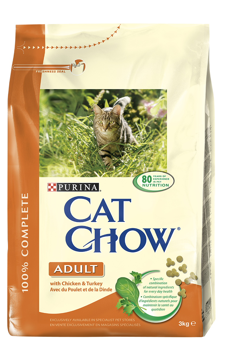 PRO PLAN CAT CHOW ADULT POULET & RIZ