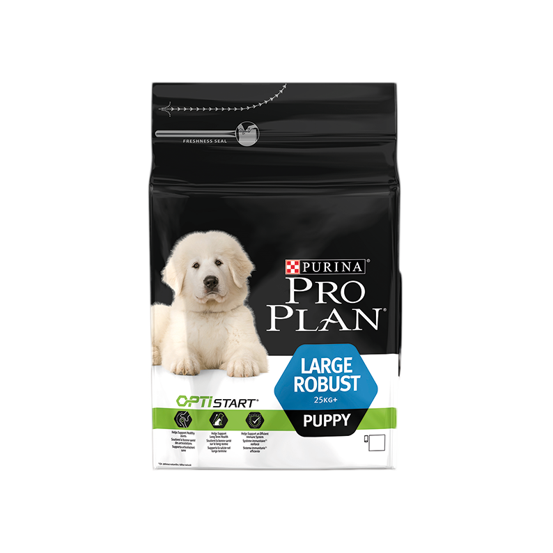PRO PLAN LARGE ROBUST PUPPY AVEC OPTISTART