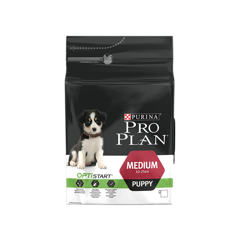 PRO PLAN MEDIUM PUPPY AVEC OPTISTART