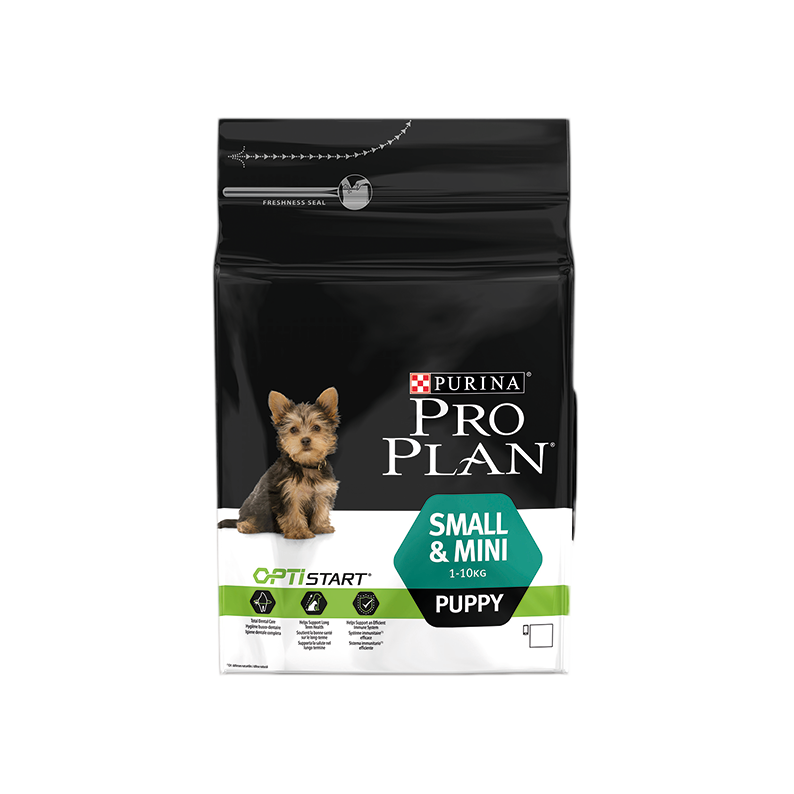 PRO PLAN SMALL & MINI PUPPY AVEC OPTISTART