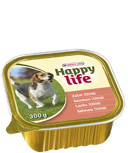 VERSELE LAGA BARQUETTE HAPPY LIFE SAUMON & TERRINE