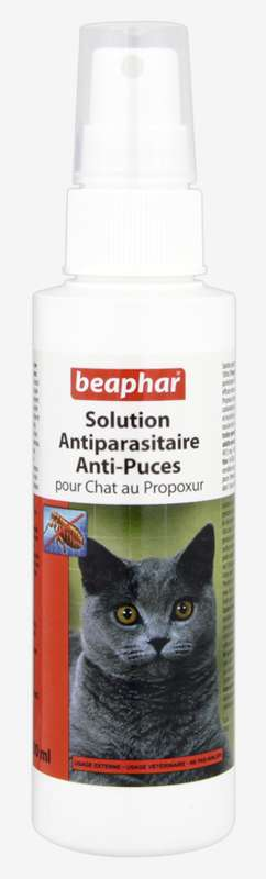 SOLUTION ANTIPARASITAIRE