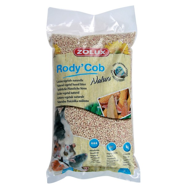 LITIERE RODY COB 15l
