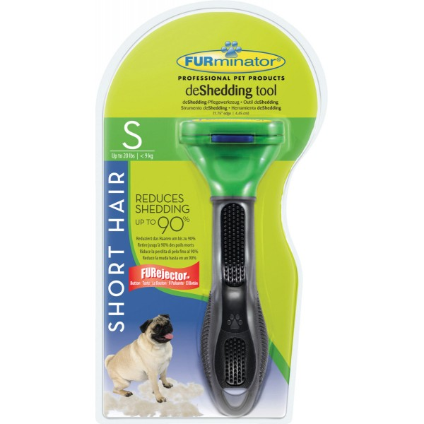 PACK FURMINATOR BROSSE SHORT HAIR