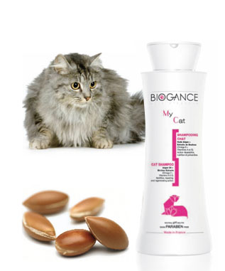 BIOGANCE SHAMPOING CHAT